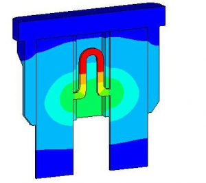 Calcul thermique electrique